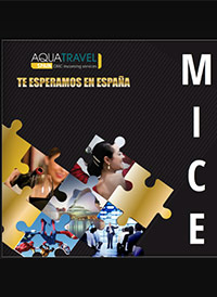 Turismo MICE: Aquatravel Spain Dmc and Incoming Services